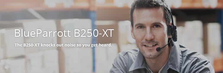 Blueparrott B250 Xt Headset