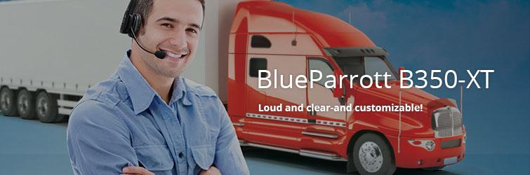 Blueparrott B350 Xt Headset