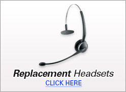 Replacement Headsets