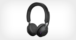 Evolve2 65 MS Duo Wireless USB-A Headset