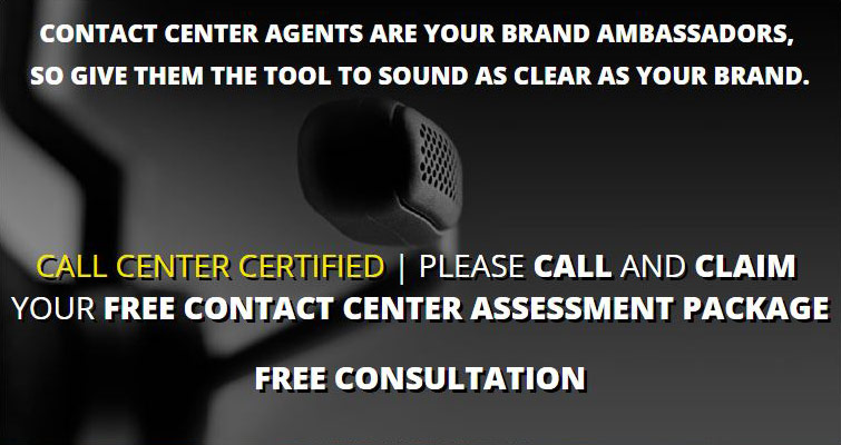 FREE CONTACT CENTER ASSESSMENT PACKAGE
