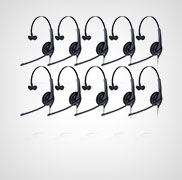 10 Headsets