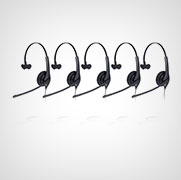 5 Headsets