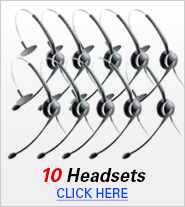 Ten Headsets