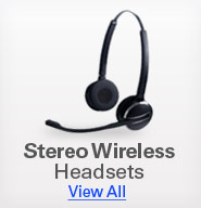 Stereo Wireless Headsets