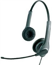 Stereo Corded Headsets jabra gn 2015 duo nc series