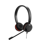 Jabra / GN Netcom Evolve 30 MS Duo Stereo Corded Headset
