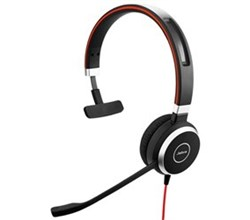 Jabra Microsoft Teams Headsets  jabra evolve 40 monomicrosoft optimized