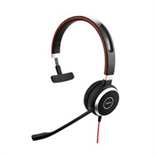 Jabra Microsoft Teams Headsets  Evolve 40 MS Mono