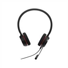 Stereo Corded Headsets jabra evolve 20 ms duo