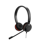 Jabra / GN Netcom Evolve 30 UC Duo Stereo Corded Headset