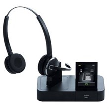 Jabra GN Netcom Stereo Wireless Headsets jabra pro 9465 duo