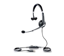 Jabra GN Netcom Business Headsets  jabra uc voice 550 mono free upgrade evolve 20 ms mono