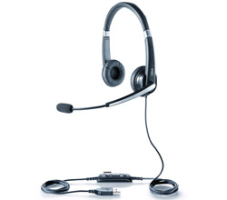 Stereo Corded Headsets jabra voice 550 duo biz620 620