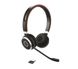Jabra Microsoft Teams Headsets  jabra evolve 65 stereo microsoft optimized