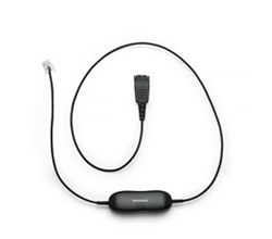 Jabra Quick Disconnect to Phone Jack gn netcom 88001 99 R