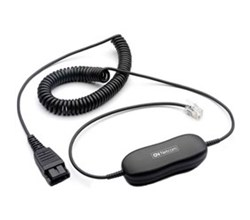 Jabra Quick Disconnect to Phone Jack jabra qd siemens os straight 8800 00 94