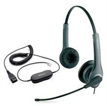 Jabra GN Netcom GN2000 Series jabra gn2015 duo with gn1200 cable