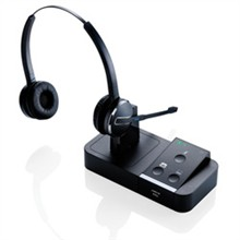 Stereo Wireless Headsets jabra pro 9450 duo banner