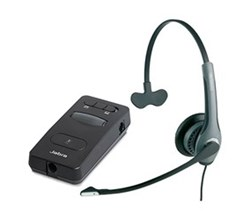 Jabra Corded Headsets jabra gn 2020 tele monowith link 860 amp