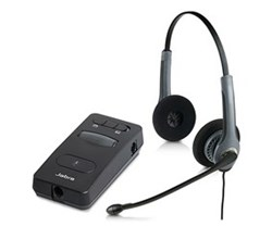 UC Voice jabra gn 2025 ip duo nc with link 860 amp