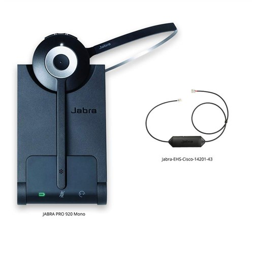 Jabra Wireless Headsets | Cisco Phones Systems | Factory