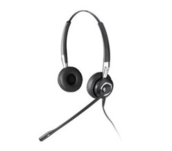 Jabra GN Netcom BIZ 2400 Series jabra biz 2400 duo usb ms microsoft optimized free upgrade to biz ii cc ms