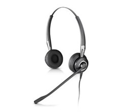 Jabra GN Netcom BIZ 2400 Series jabra biz 2425 duo nc headset free upgrade to biz 2400 ii duo nc