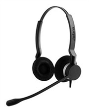 Stereo Corded Headsets jabra biz 2300 duo usb