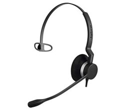 Jabra Microsoft Teams Headsets  jabra biz 2300 usb mono for microsoft teams