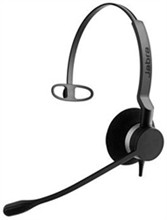 Zoom Headsets jabra biz 2300 mono usb for microsoft lync