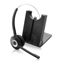 Mono Wireless Headsets jabra gn netcom pro935 uc sc