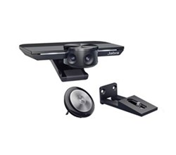 Jabra PanaCast 180 Degree HuddleRoom Camera jabra panacast with wall mount and speak 710 ms