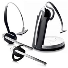 Jabra Mono Wireless Headsets for Dual Connectivity 9350E
