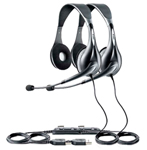 Jabra / GN Netcom Voice 150 Duo-2 UC Voice 150 Duo Headset