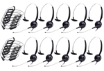 Jabra / GN Netcom GN 2110 Mono ST + GN1200-10 SoundTube Headset