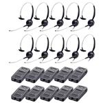 Jabra / GN Netcom GN 2110 Mono ST + LINK 850-10 SoundTube Headset