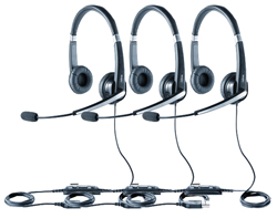 UC Voice jabra voice 550 duo 3 pack