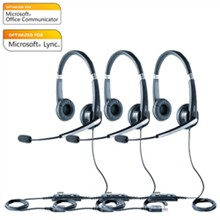 UC Voice jabra voice 550 duo ms 3 pack