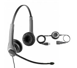 Jabra GN Netcom GN2000 Series  jabra gn 2025 duo nc with link 280