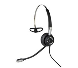 UC Voice jabra biz 2400 ii mono bt ms microsoft optimized