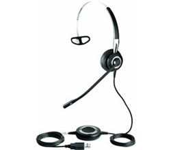 UC Voice jabra biz 2400 usb mono microsoft optimized